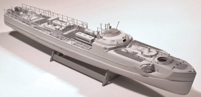 56 - German Schnellboot S-100